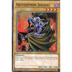 Archdémon Soldat (C) [YS15]