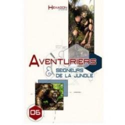 Hexagon Universe - 06 Aventuriers & Seigneurs (Edition limitée)