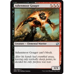 Hybride - Ashenmoor Gouger (U) [MM2]