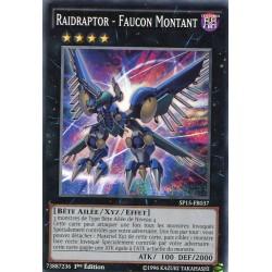 Raidraptor - Faucon Montant  (C) [SP15]