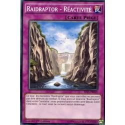 Raidraptor - Réactivité  (C) [SP15]