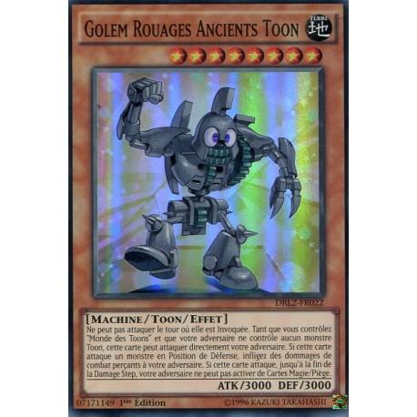 Golem Rouages Ancients Toon (SR) [DRL2]