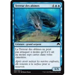 Bleue - Terreur des abîmes (C) [ORI]
