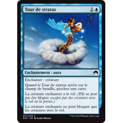 Bleue - Tour de stratus (C) [ORI]