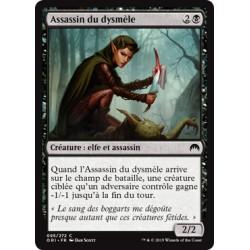Noire - Assassin du dysmèle (C) [ORI]