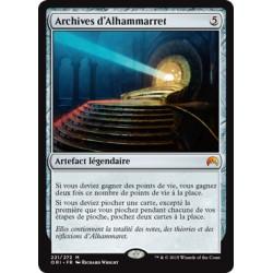 Artefact - Archives d'Alhammarret (M) [ORI]