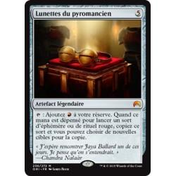Artefact - Lunettes du pyromancien (M) [ORI]