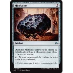 Artefact - Météorite (U) [ORI]