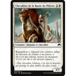 Blanche - Chevalière de la Route du Pèlerin (C) [O