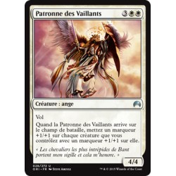 Blanche - Patronne des Vaillants (U) [ORI]