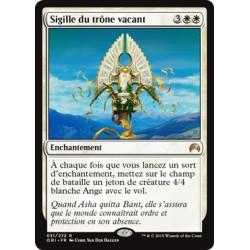 Blanche - Sigille du trône vacant (R) [ORI]