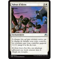 Blanche - Valeur d'Akros (U) [ORI]