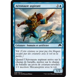 Bleue - Aéronaute aspirant (C) [ORI]