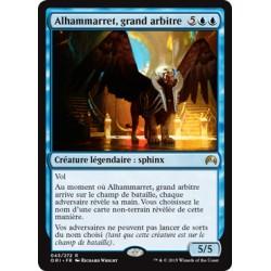 Bleue - Alhammarret, grand arbitre (R) [ORI]