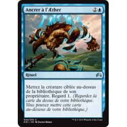 Bleue - Ancrer à l'Æther (U) [ORI]