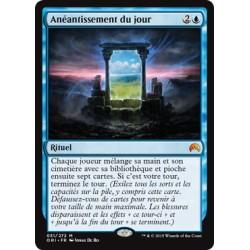 Bleue - Anéantissement du jour (M) [ORI]