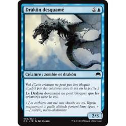 Bleue - Drakôn desquamé (C) [ORI]