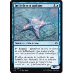 Bleue - Etoile de mer sigillaire (U) [ORI]