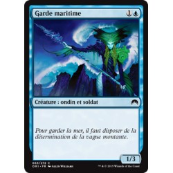 Bleue - Garde maritime (C) [ORI]