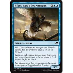 Bleue - Hibou garde des Anneaux (C) [ORI]