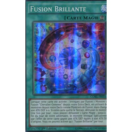 Fusion Brillante (SR) [CORE]