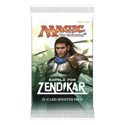 Booster Battle of Zendikar VO