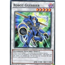 Robot Guerrier (C) [SDSE]