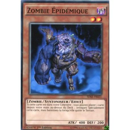 Zombie Epidémique (C) [SDSE]