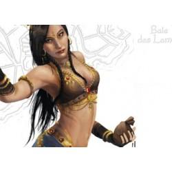 Dieux Ennemis : L'Amour - Talia Yvarai