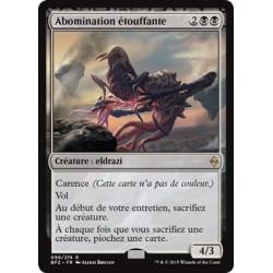 Noire - Abomination étouffante (R) [BFZ]