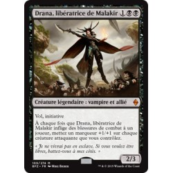 Noire - Drana, libératrice de Malakir (M) [BFZ]