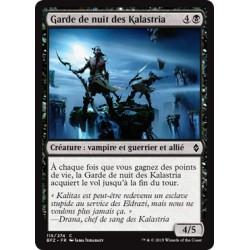 Noire - Garde de nuit des Kalastria (C) [BFZ]