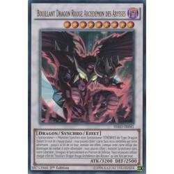 Bouillant Dragon Rouge Archdémon des Abysses  (UR)