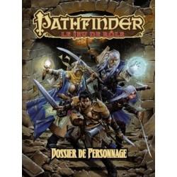 Pathfinder - Jeu de Rôle - Dossier de Personnage