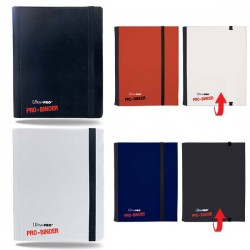 - Portfolio Pro-Binder 4 cases / 20 pages