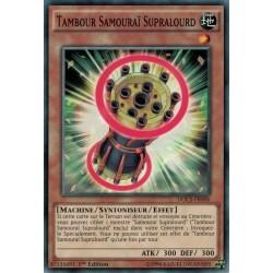 Dimension du Chaos Tambour Samouraï Supralourd (C) [DOCS]