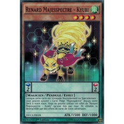 Dimension du Chaos Renard Majesspectre - Kyubi (C) [DOCS]