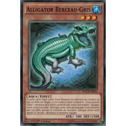 Dimension du Chaos Alligator Berceau-gris (C) [DOCS]