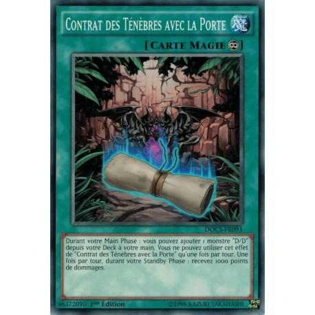 Dimension du Chaos Contrat Des Ténèbres Avec La Porte (C) [DOCS]