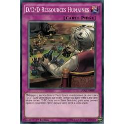 Dimension du Chaos D/d/d Ressources Humaines (C) [DOCS]