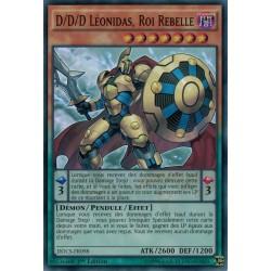 Dimension du Chaos D/d/d Léonidas, Roi Rebelle (SR) [DOCS]