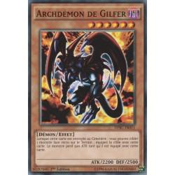 Yugioh - Archdémon de Gilfer (C) [DPBC]