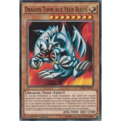 Yugioh - Dragon Toon aux yeux Bleus (C) [DPBC]