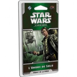 Cycle #4 185-189 L'Ordre de Solo Star Wars JCE