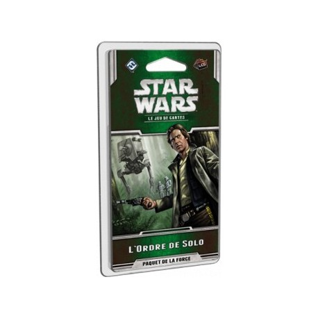 Star Wars - VF LCG Cycle #4 185-189 L'Ordre de Solo