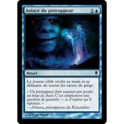 Bleue - Astuce du Pistrappeur (C) [ZEN]