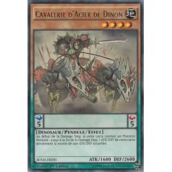 Yugioh - Cavalerie d'Acier de Dinon (R) [BOSH]