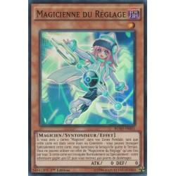 Yugioh - Magicienne du Réglage (SR) [BOSH]