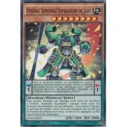 Yugioh - Général Samouraï Supralourd de Jade (C) [BOSH]