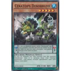 Yugioh - Cératops Dinobrume (C) [BOSH]